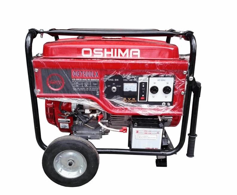 Generator Listrik Honda Oshima