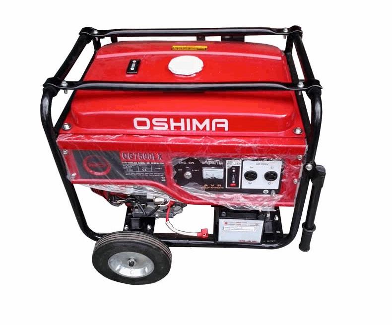 Mesin Genset Honda Oshima