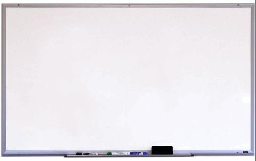Whiteboard 1 sisi Standar Dan magnetik